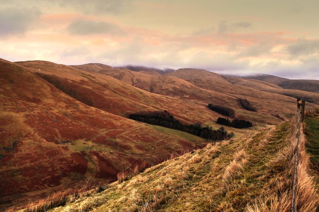 Mountains to edinburgh