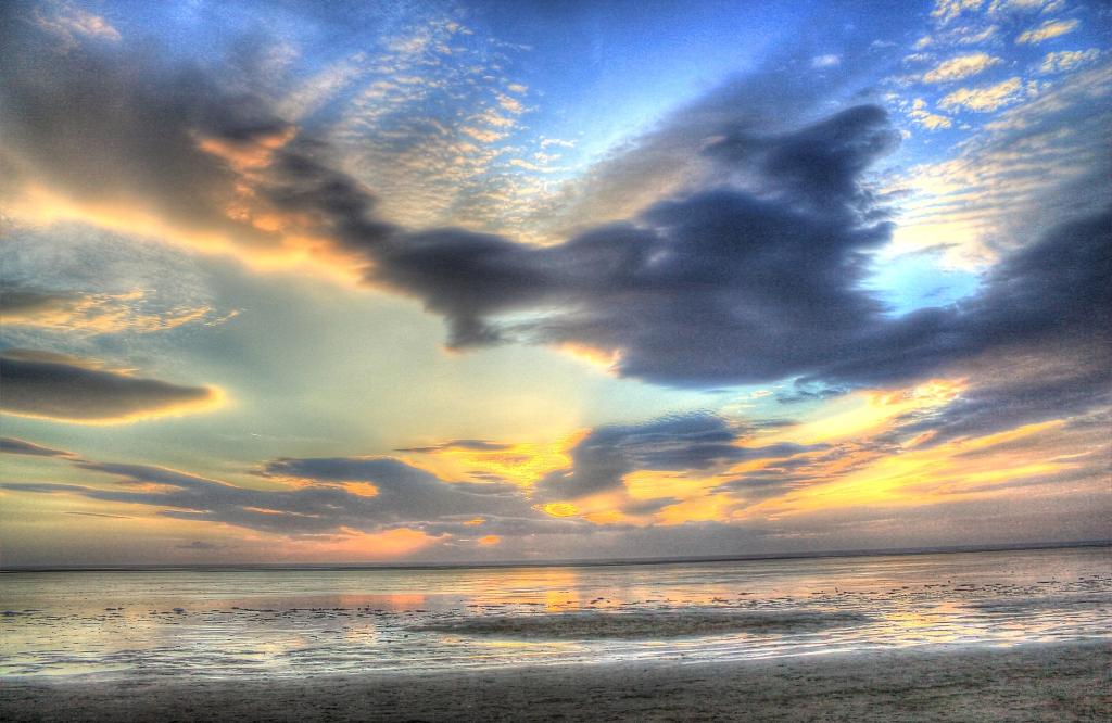 Lytham sunset