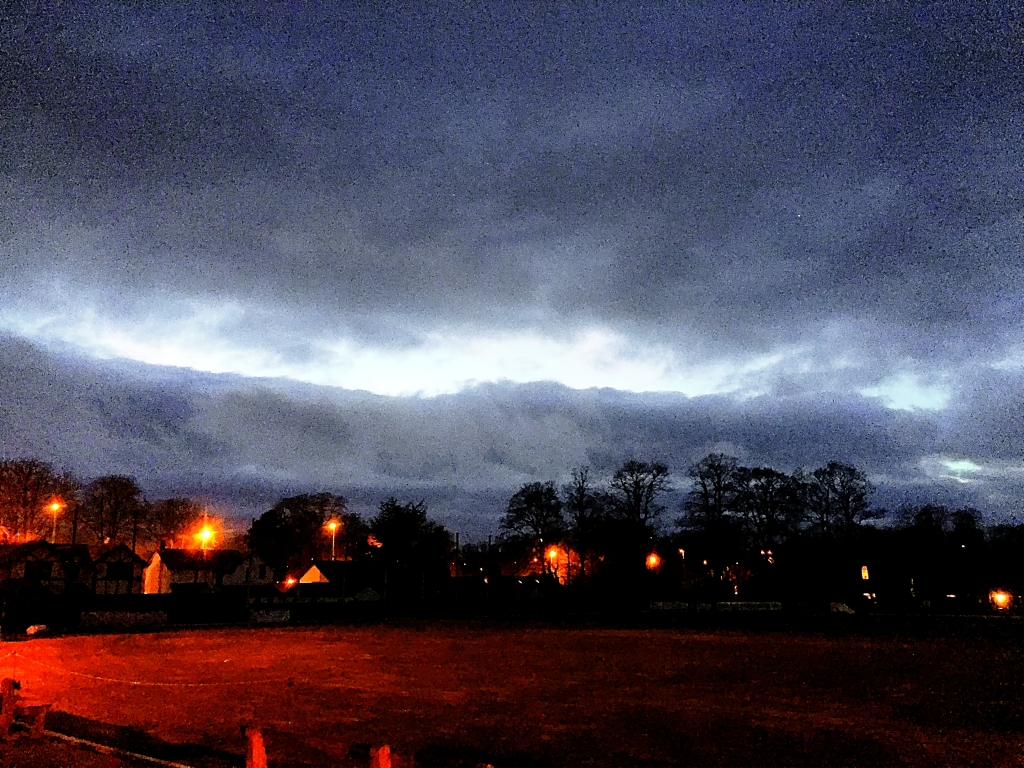 darkness over fulwood