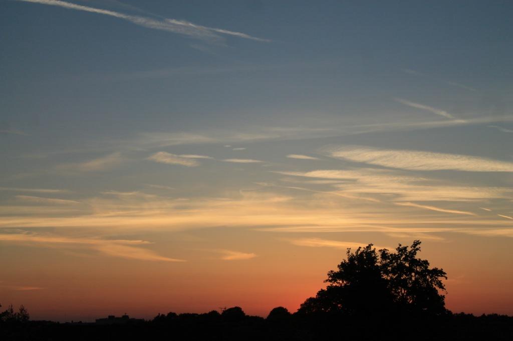 Sunset 11th June