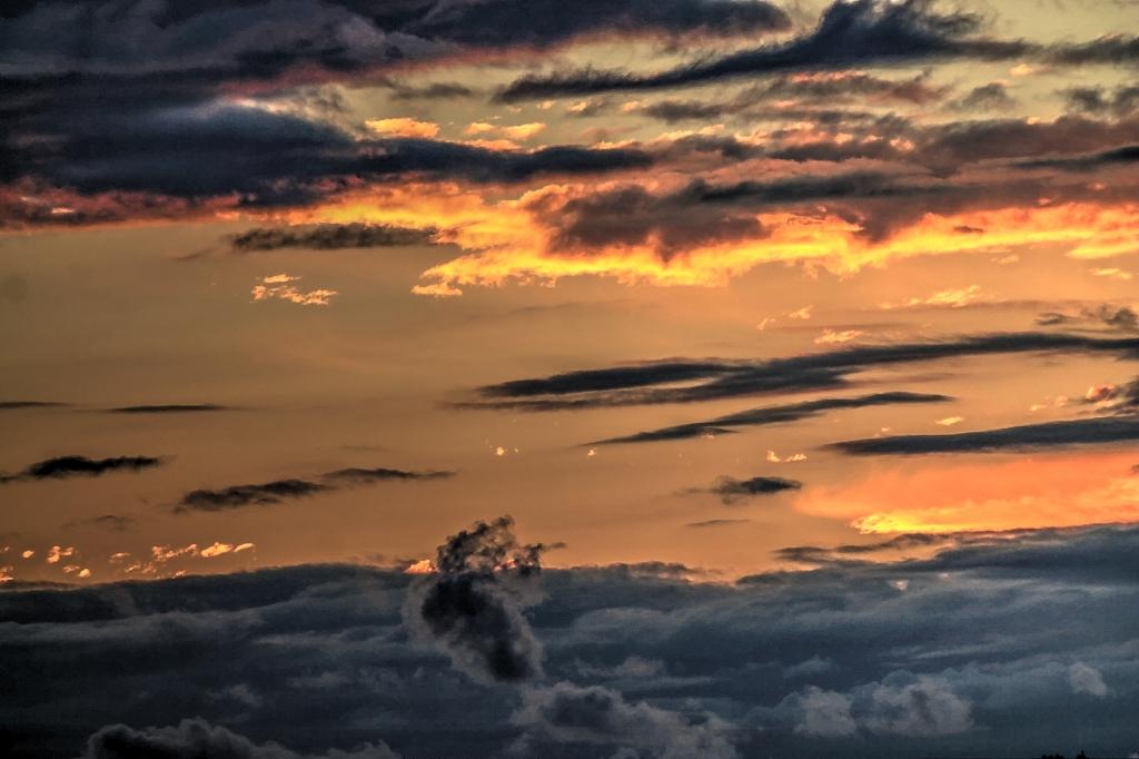 sunset 28th july