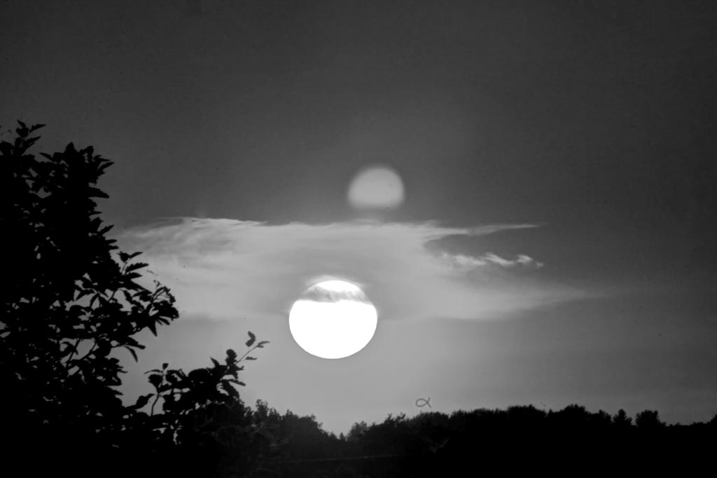 sunset 12th Aug