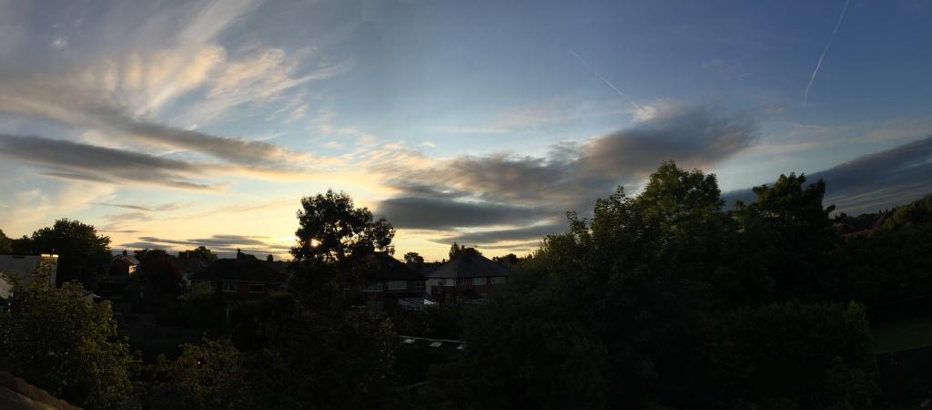 Sunrise in Fulwood