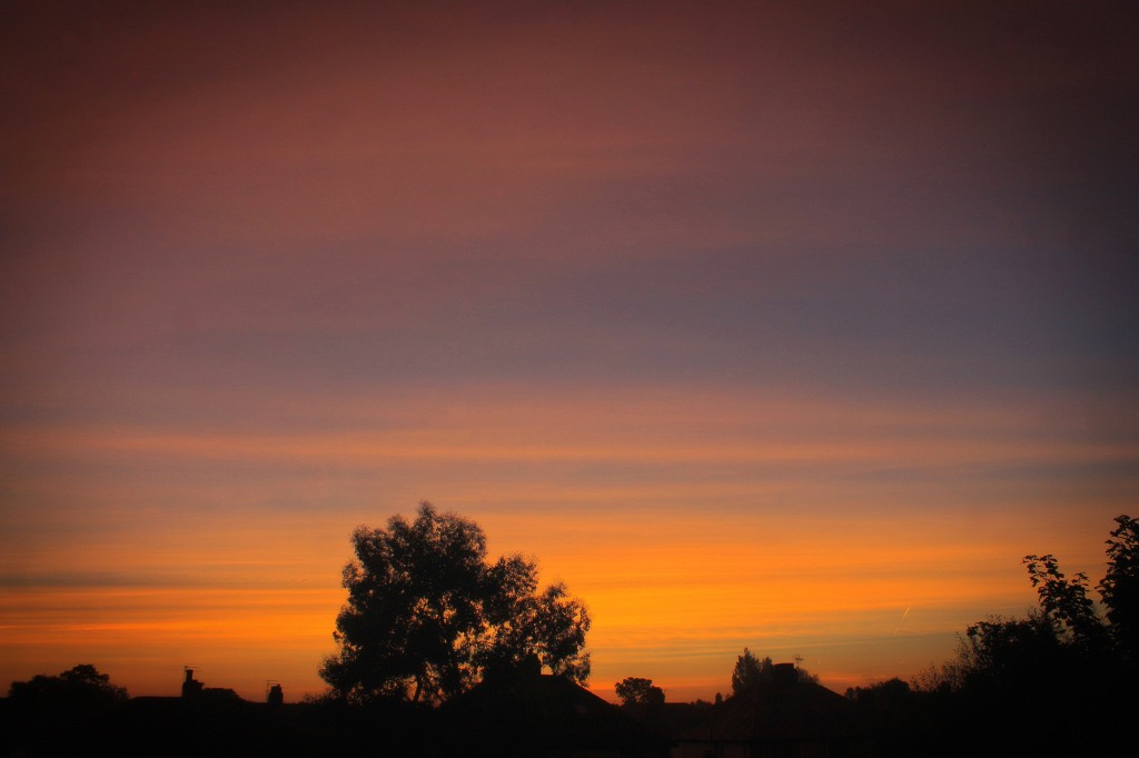 sunrise 28th sept